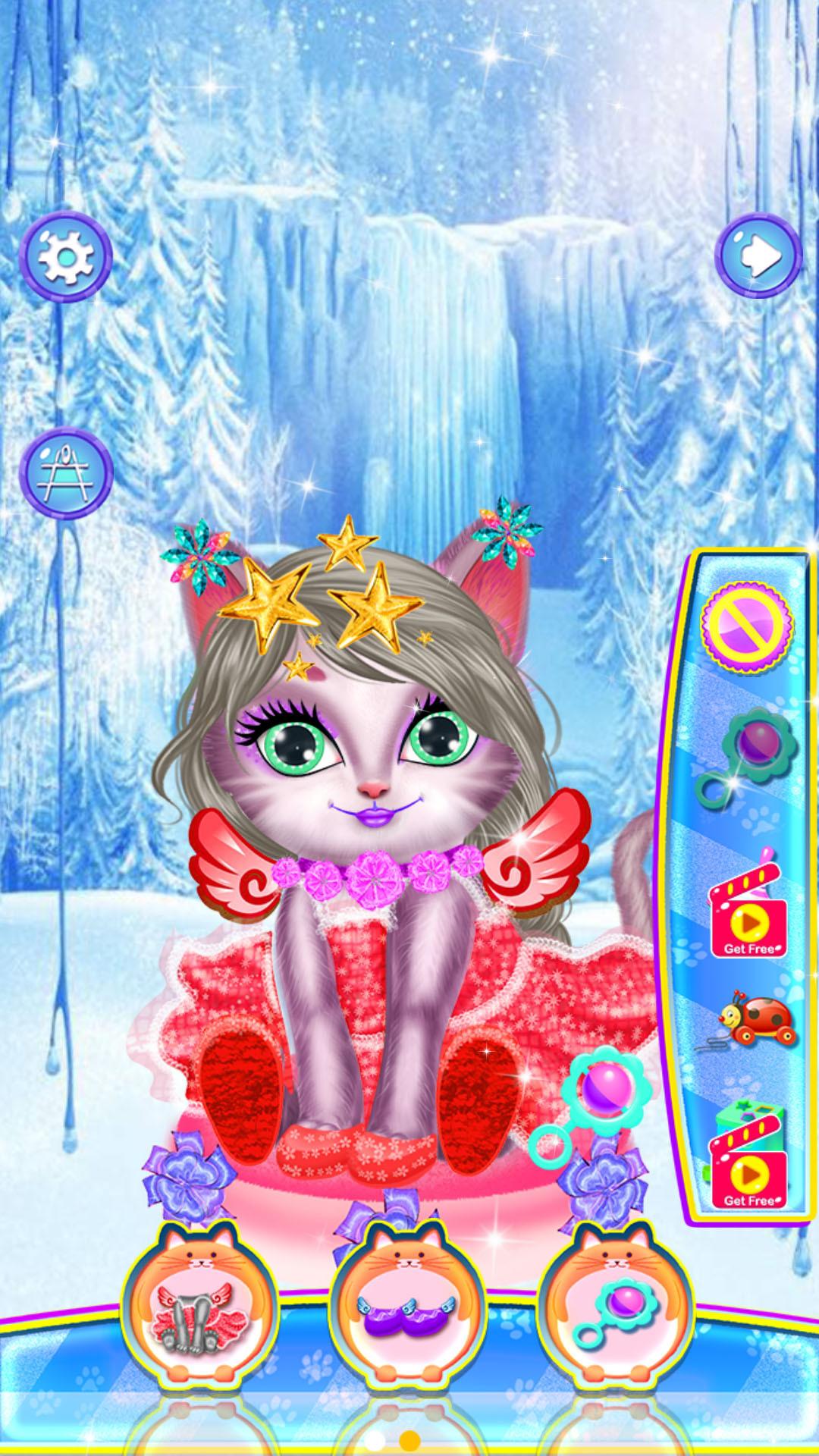 小公主魔法小猫软件截图4