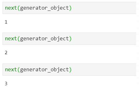 Python中的yield到底是个什么鬼?