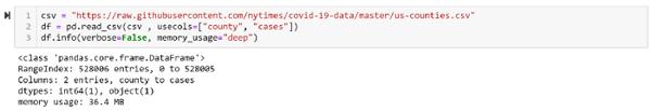 教你几招,Pandas轻松处理超大规模数据