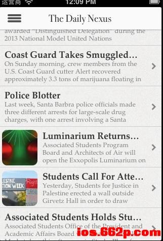 daily news新闻阅读客户端应用源码(兼容iPhone和iPad)