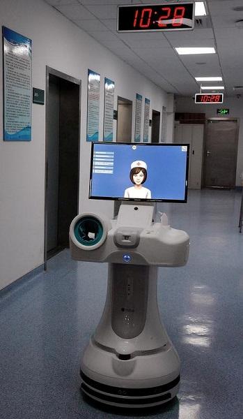 上海冲浪AI|人工智能撬动智慧医疗 催生诊疗新方式