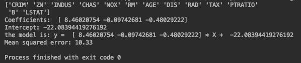 【机器学习】线性回归python实现