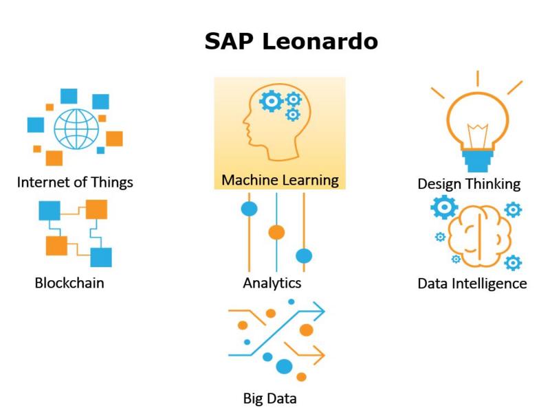 SAP Leonardo图片处理相关的机器学习服务在SAP智能服务场景中的应用