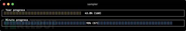 Sampler:Shell命令执行可视化和告警工具