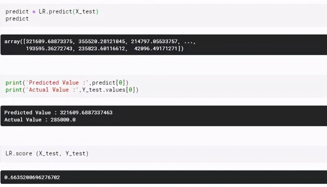 机器学习新风暴:如何用ML模型预测房价?