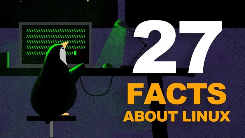 Linux 27 周年,这 27 件相关的有趣事实你可能不知道
