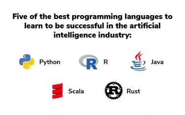 2020年,比较适合AI的5种编程语言