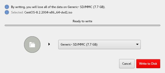 用这个创建可引导USB的工具在电脑上尝试Linux