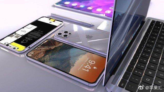 新iPhone 12曝光!将会取消刘海、增强5G信号?苹果厉害了