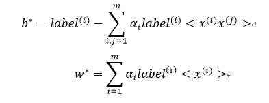 机器学习-支持向量机算法实现与实例程序