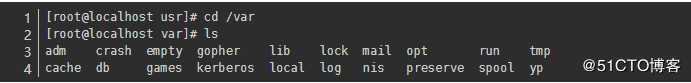 Linux各目录含义