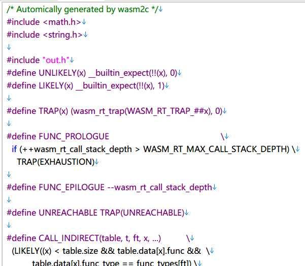WASM逆向分析