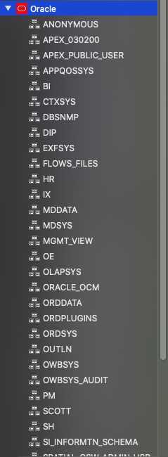 Mac安装oracle(使用Docker)