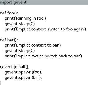 飞跃式发展的后现代Python世界