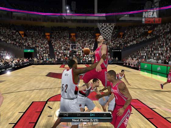 NBA2K OL软件截图3