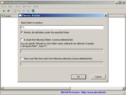 FolderChangesView软件截图1