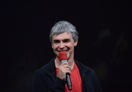 Larry Page(拉里·佩奇)